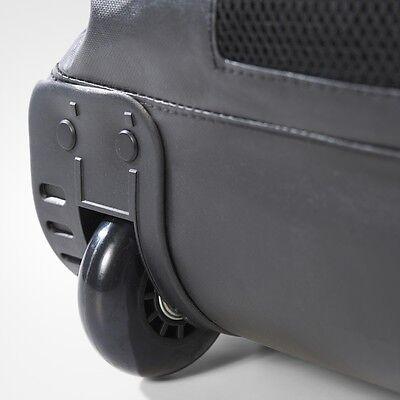 b758c83f1458 ... Adidas Duffel 3-Stripes Wheeled Team Training Bag (EXTRA LARGE) AK0001 6