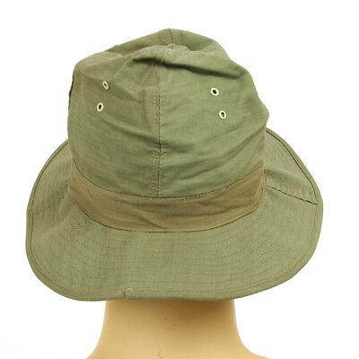 U.S. WWII Daisy Mae HBT Hat- 7.50 US (60 cm) 3