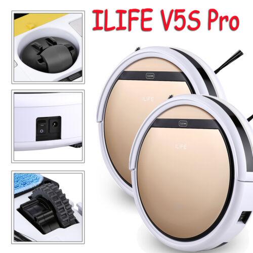ILIFE V5S Pro Smart Robot Aspirador Robot Limpiador Vacuum Limpieza Suelo Quite 2
