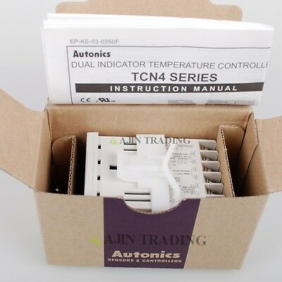 "AUTONICS TCN4S-24R PID Temperature Controller  ""UPS Express Saver"" Free Shipping"