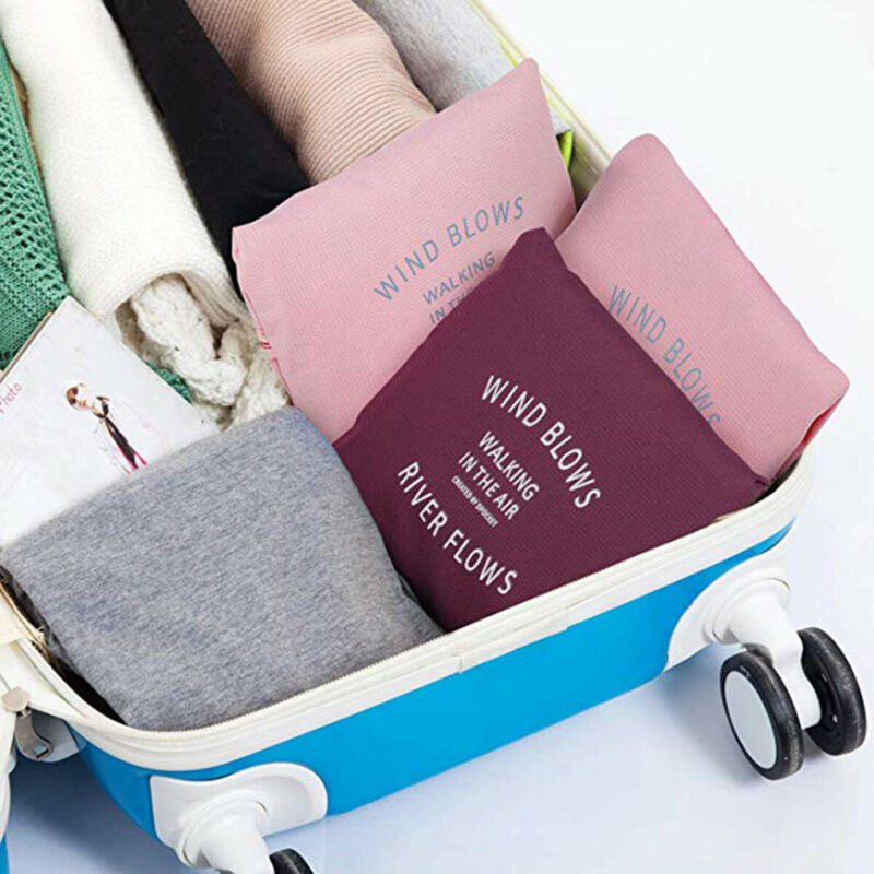 Foldable Large Duffel Bag Luggage Storage Bag Waterproof Travel Pouch Tote Bag 10