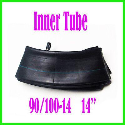 90/100-14 3.00-14 14''INNER TUBE For Honda XR75 XR80 Suzuki Motorcycle Dirt Bike