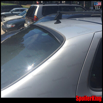 COMBO Spoilers Fits: Saab 9-5 1999-2011 4dr Rear Roof Wing /& Trunk Lip
