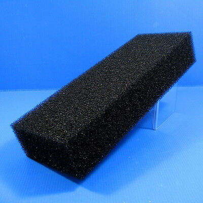 Filtre Bio-Sponge 33x12x6cm pads Media Block mousse Biochemical éponge bio 4