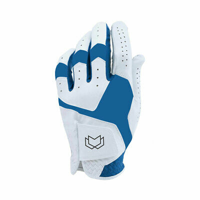 WFX Mens All Weather Soft Golf Gloves Leather Palm UA CoolSwitch 5