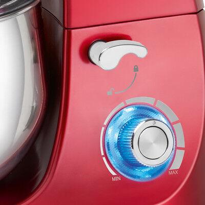 Robot cocina multifuncion batidora amasadora reposteria 5L 1000W Bomann KM 6009 11