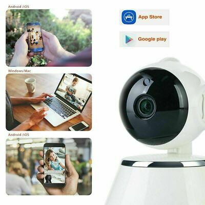 HD Night Vision Wireless WiFi Smart Home Security Camera Video Baby Dog Monitor 9