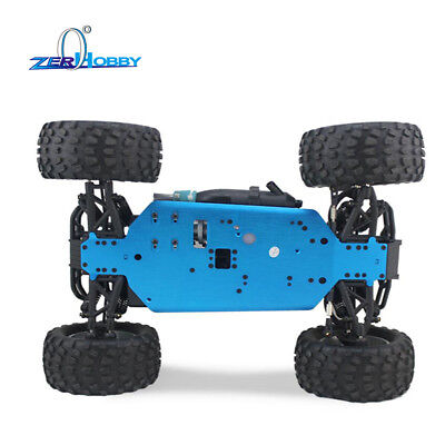 HSP 1/10 SCALE 4WD Off-road Nitro Fuel Powered Monster Truck RC Car No 94188
