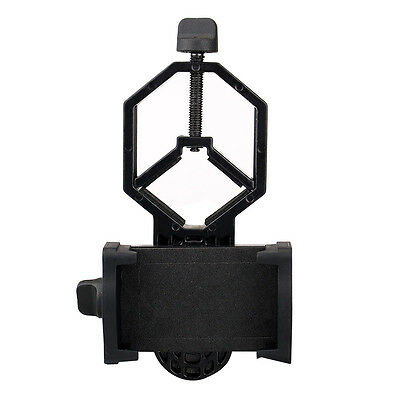 Universal Telescope Cell Phone Mount Adapter for Monocular Spotting Scope TOP 3
