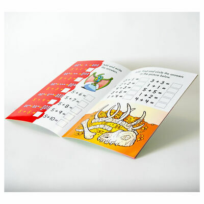 Alligator Books Maths Addition - Children Educational Book for Kids aged 3-5 2
