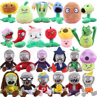 Plants vs Zombies 2 PVZ Figures Plush Baby Staff Toy Stuffed Soft Doll 13cm-35cm 3