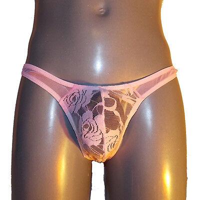 Slip Transparent mit Rüschen -Sissi - Das erotische Etwas - Schwarz (387) 10