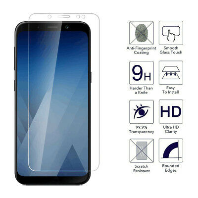 Tempered Glass Screen Protector For Samsung Galaxy A8 (2018) 3