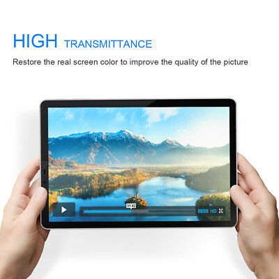 2Pack GLASAVE Samsung Galaxy Tab S4 10.5 T830 T835 T837 Tempered Glass Protector