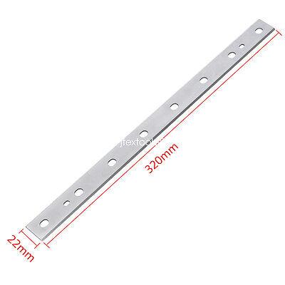 "12-1/2"" High-speed Steel Planer Blade For Dewalt DW734 DW7342 Replacement 3 Pack"
