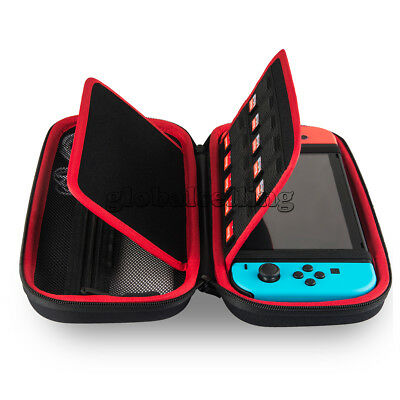 Accessories Case Bag+2 Meter Charging Cable+Screen Protector For Nintendo Switch 8