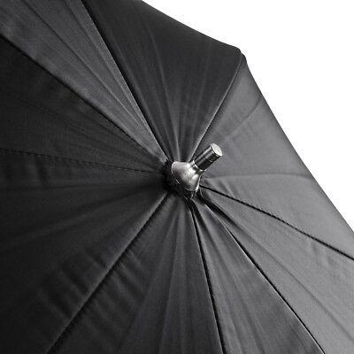 walimex pro Reflexschirm / Studioschirm schwarz / weiß 84cm
