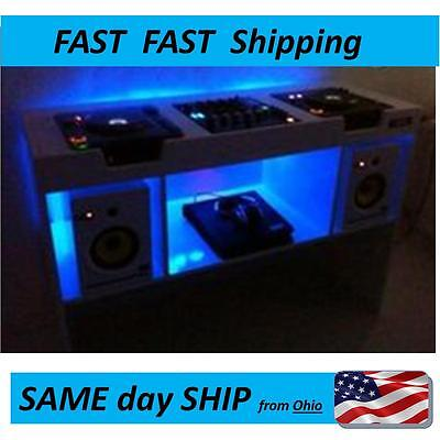 Dj booth led light strips color changing with remote control 4 of 11 dj booth led light strips color changing with remote control fast shipping aloadofball Image collections