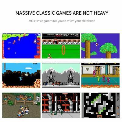 Console Videogioco Portatile 400 Giochi 8 Bit Sup Tv Colori Retro Game Boy 7
