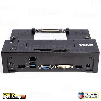 PA-4E ADAPTER E7250 E7270 E7440 E7450 E7470 DELL E-PORT USB 3.0 DOCKING STATION