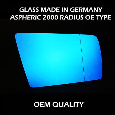 AUDI A4 C4 A6 A8 1995-99 A-Spherical Mirror Glass LEFT