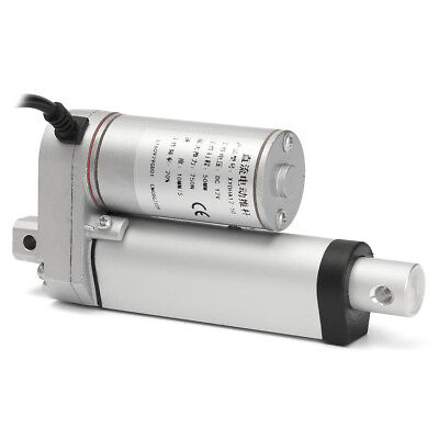 Linear Actuator 750N 75KG 12V DC Electric Motor 50-450mm for Auto Door  a 4