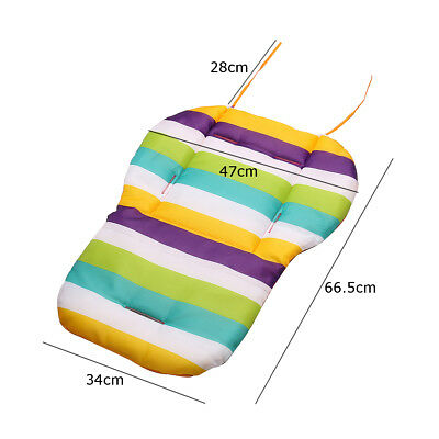 Baby Stroller/Pram Chair Seat Cushion Cover Mattress Breathable Water 8