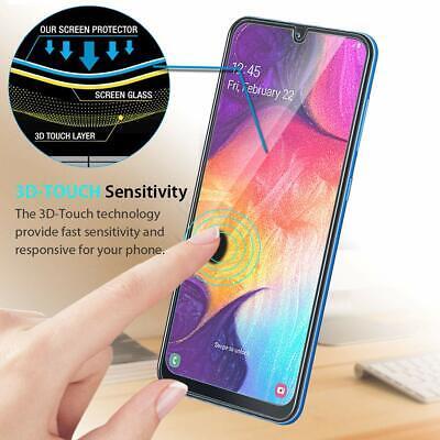 Samsung Galaxy A50 A20e A10e A70 A40 A30 A20 A10 Tempered Glass Screen Protector 7