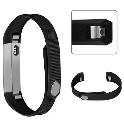Replacement Silicone Wristband Wrist Band Strap Bracelet For Fitbit Alta HR Hi-Q 5