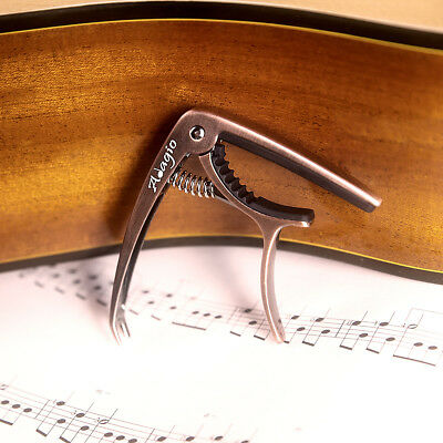 CAPO – For Acoustic, electric and classical guitars + banjo, bass BRN 4