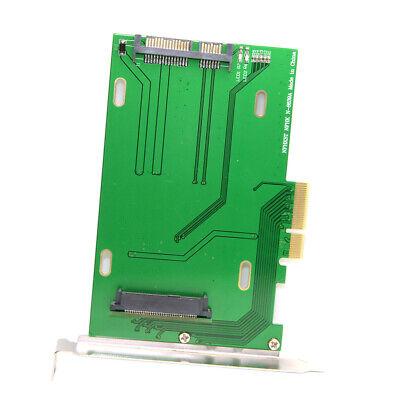 4x PCI-Express 3.0 to U.2 SFF-8639 Adapter NVMe PCIe SSD PCI-e to U2 Card M.2 6