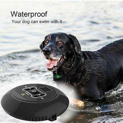 Wireless Electric Dog Fence Pet Containment System Shock Collars For 1/2/3 Dogs 5