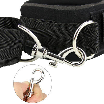 Adult Sexy Toy SM Handcuffs Cuffs Cosplay Bandage Couple Mouth Plug Gag Slave 5
