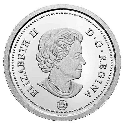 2020 Canada 10 Cents Proof-Like Dime Coin 2