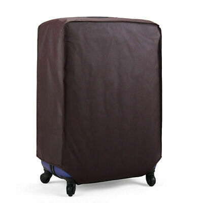 3 Piece Luggage Set Travel Trolley Suitcase ABS+PC Nested Spinner w/ Cover Blue 8