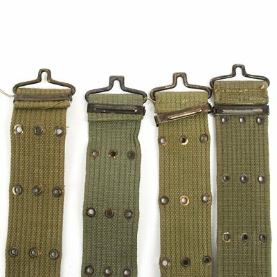 Original Greek Army Issue U.S. Style M1956 Individual Equipment Pistol Belt 4
