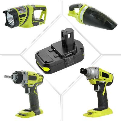 For RYOBI P107 2.5Ah 18V battery ONE+ MAX P104 Lithium P108 P105 P103 P102 P106 11