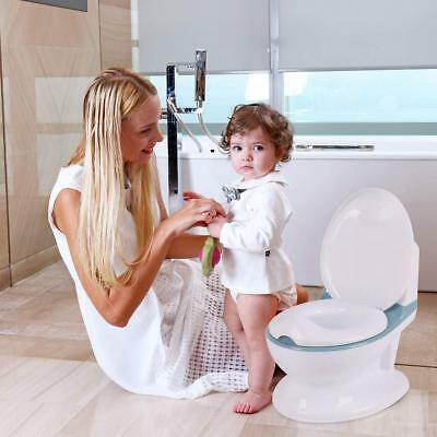 Pote Plus - My First WC Potty - Blue 4