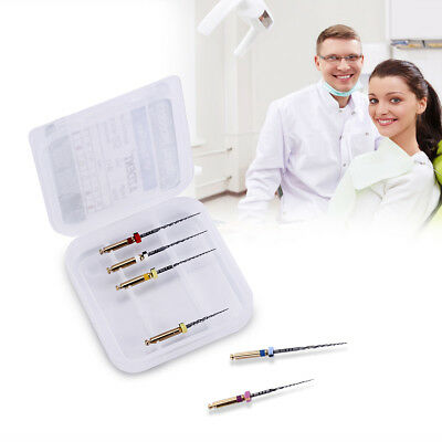 Dental Endodontic Engine Use Machine 25MM/21MM NiTi Super Finishing Rotary Files 5