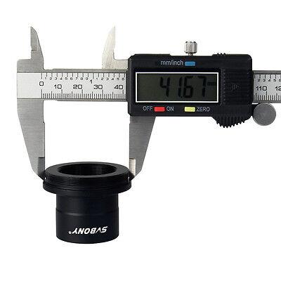"1.25"" SLR Camera Astronomical Telescopes Camera Adapter Metal Bracket T Mount 11"