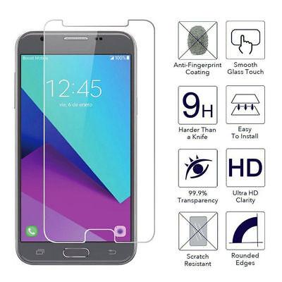 Pellicola Vetro Temperato per Samsung Galaxy S7/S6/S5/A5/A3/A6/A7/J3/J5/J7/2017 3