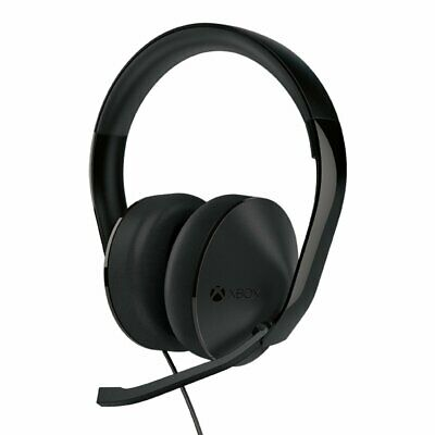 Microsoft Xbox One Chat Headset ONLY XB1 Brand New Sealed Free UK P&P Official 2