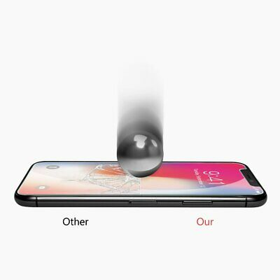 Verre Trempe Iphone Film Vitre Protection Ecran 11 Pro Max 6 7 8 Plus X Xr Xs 6