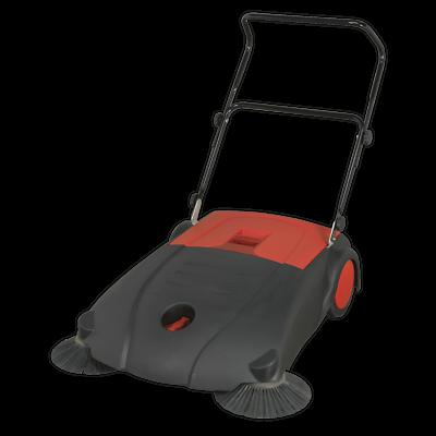 FSW80 Sealey Floor Sweeper 800mm [Janitorial] Sweepers, Floor Floor Sweepers 5