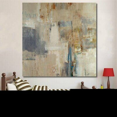 Modern Abstract Oil Painting Canvas Wall Art Poster Print Picture Home Decor 3