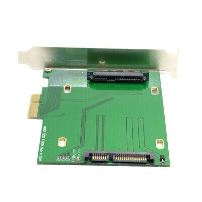 4x PCI-Express 3.0 to U.2 SFF-8639 Adapter NVMe PCIe SSD PCI-e to U2 Card M.2 4