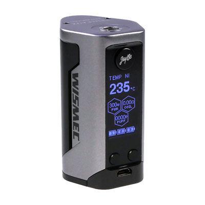 WISMEC Reuleaux GEN3 RX Akkuträger 300 Watt - Box Mod E-Zigarette Akku E-Liquid 2