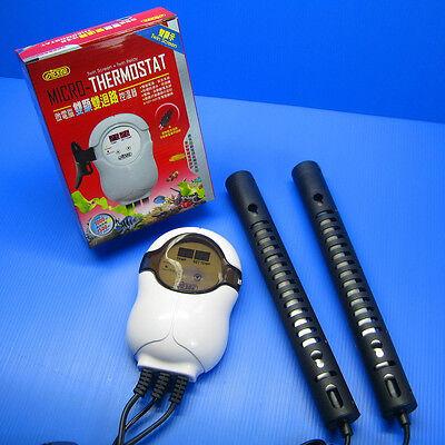 MICRO Contrôleur de température du thermostat 1000W Heater Aquarium 10