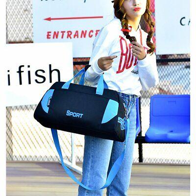 Sporttasche Fitness Sport Umhäng Kinder Tasche Training Medium Bag Reisetaschen 7