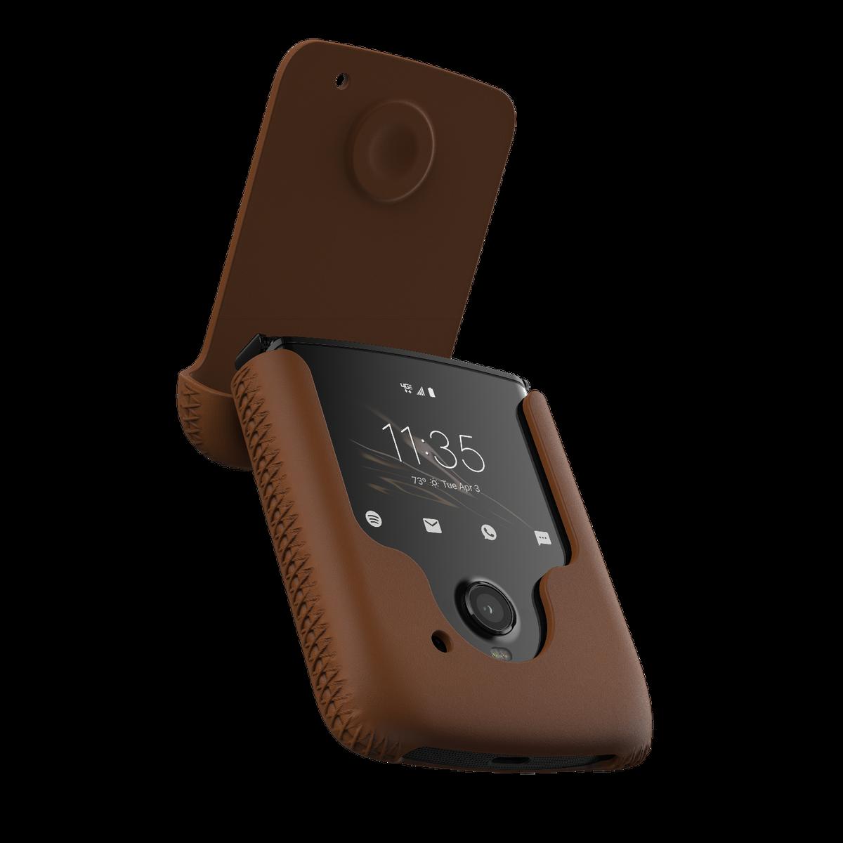 Motorola Razr Travel Pouch Sleeve Razr 2019 Pouch Cover Bronze Gradient Leather Eur 285 98 Picclick De